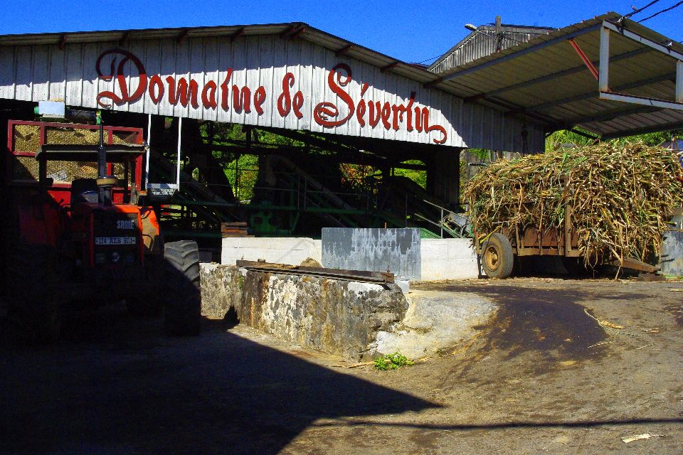 Rum , Distilleries in Guadeloupe , The islands of Guadeloupe