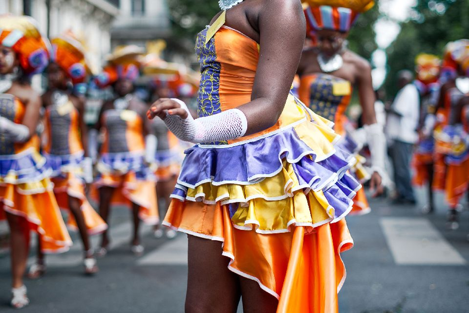 The Victor-Schoelcher Museum , Carnival , The islands of Guadeloupe
