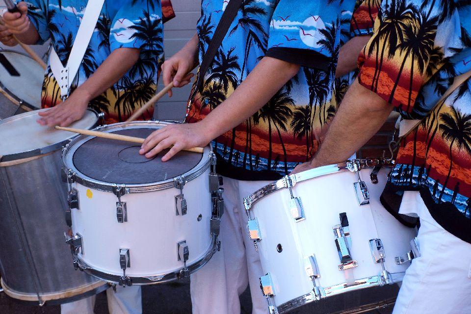 Le carnaval , Dates du carnaval , Les îles de Guadeloupe