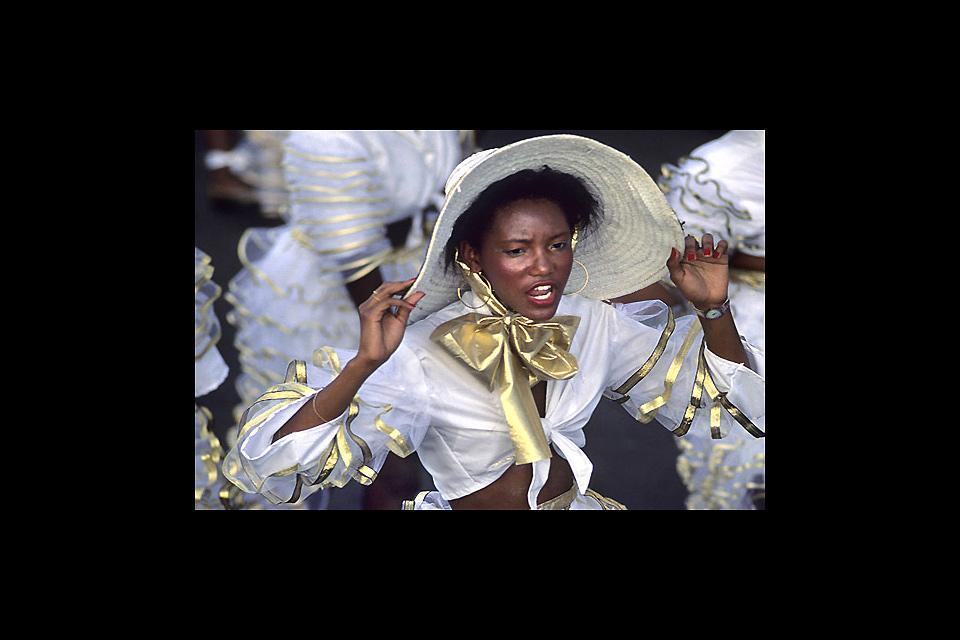 Le carnaval , Origines , Guadeloupe