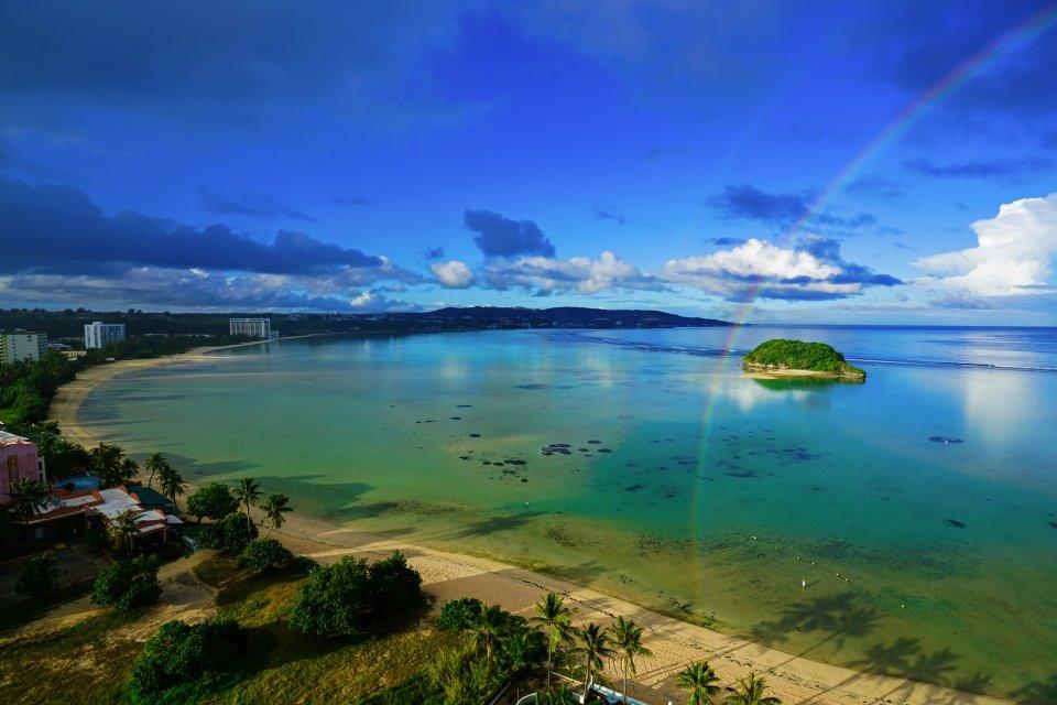 The beaches, Coasts, Guam