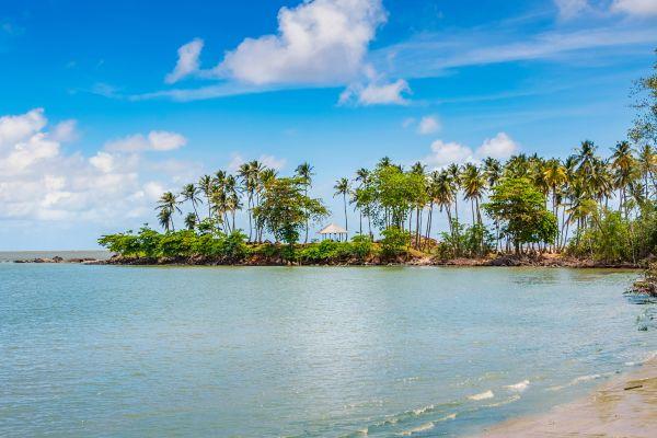 Die Strände von Guyana, Strände, Die Küsten, Französisch-Guyana
