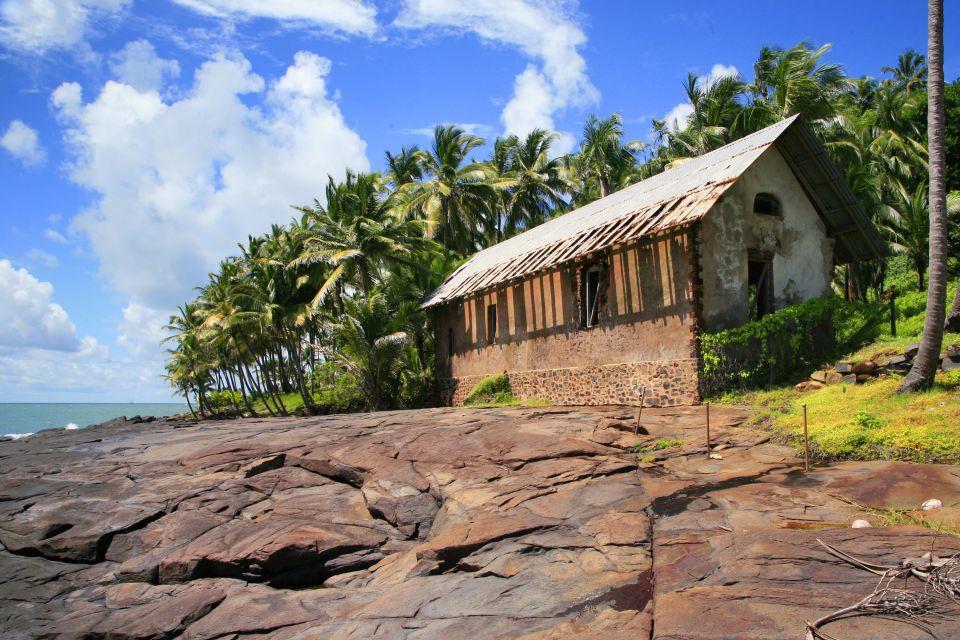 Bagno Penale Francese : Les îles du salut le isole della salvezza guyana francese