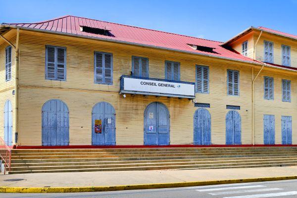 Das Museum des Departements Guyana , Die Museen von Cayenne, Die Künste und die Kultur, Französisch-Guyana