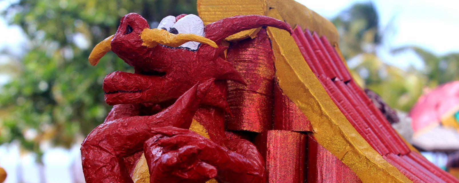 El arte guayanés, La artesanía, Arte y cultura, Guyana Francesa