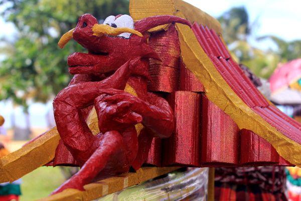 Die Kunst Guyanas, Kunsthandwerk, Die Künste und die Kultur, Französisch-Guyana