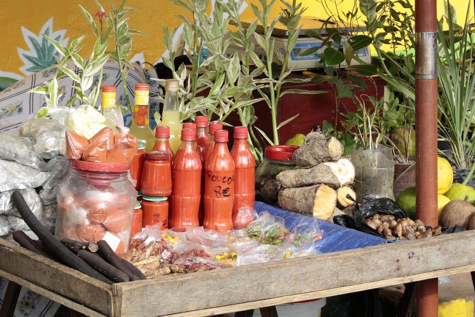 La artesanía, Arte y cultura, Guyana Francesa