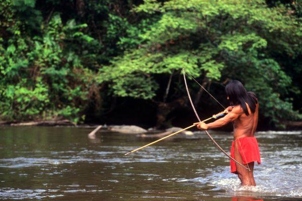 Die amerikanischen Indianer, Indianer, Die Künste und die Kultur, Französisch-Guyana