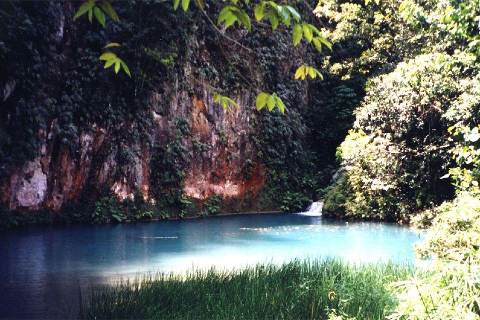 Das Bassin Bleu , Haiti