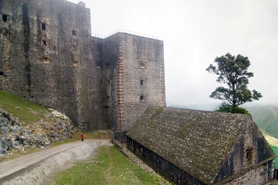 Die Laferrière Zitadelle , Die Zitadelle Laferrière , Haiti