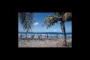 Las playas de Tela , Honduras
