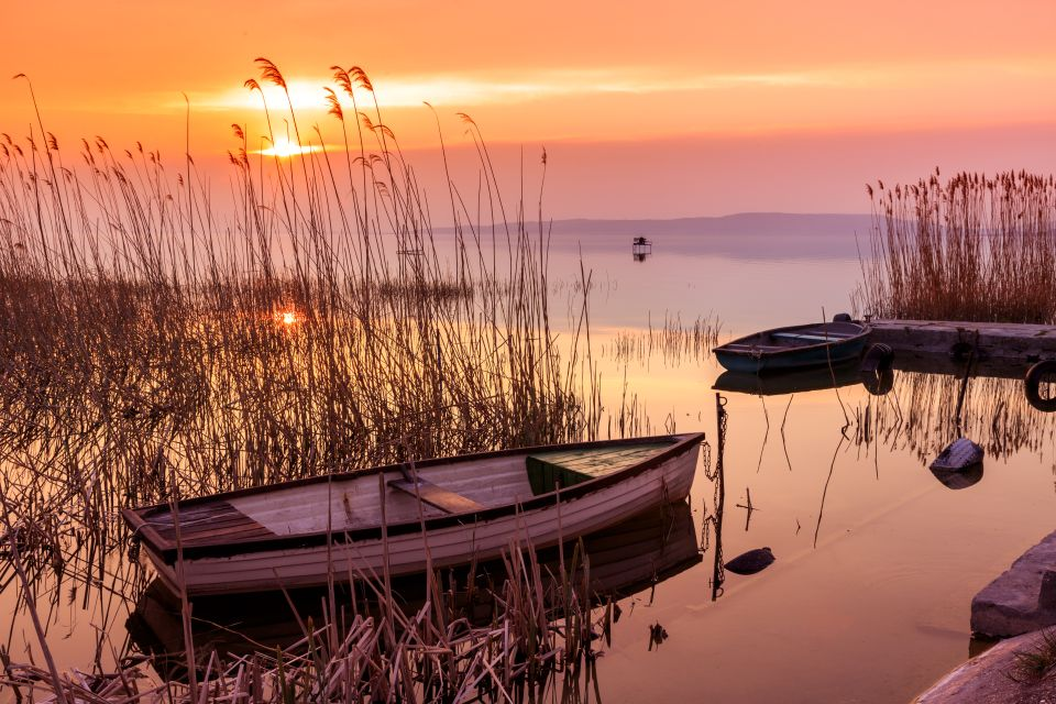 Les paysages, Hongrie, europe, lac, balaton, Tihany