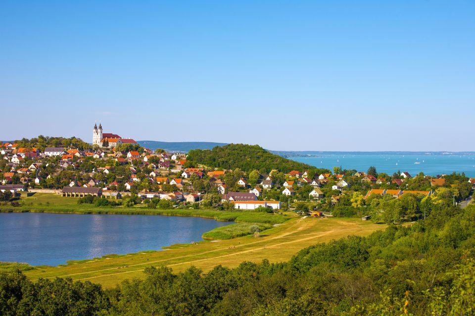 El lago Balatón , La fauna del lago Balaton , Hungría