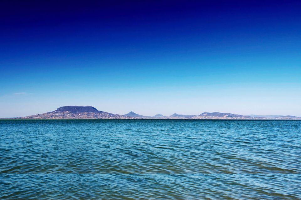 Le Lac Balaton Hongrie