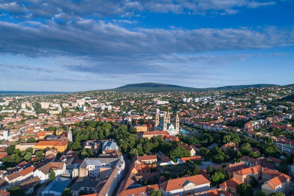 Kaposvár, El Transdanubio, Los paisajes, Hungría