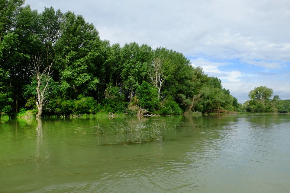 Al otro lado del Danubio, El Transdanubio, Los paisajes, Hungría