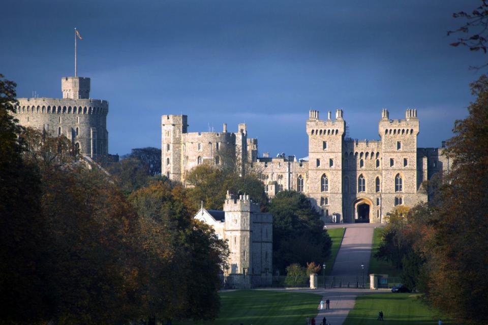 I siti storici lungo il Tamigi. , I castelli medievali , Regno Unito