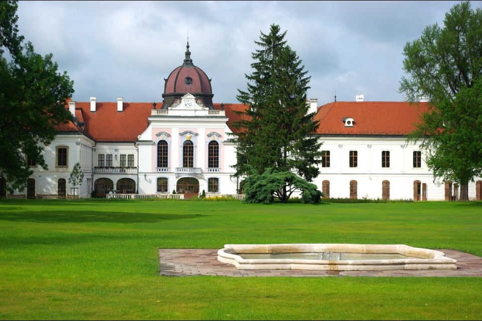 , El castillo Grassalkovich, Los monumentos, Budapest, Hungría