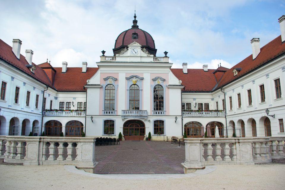 Il castello Grassalkovich, I monumenti, Budapest, Ungheria