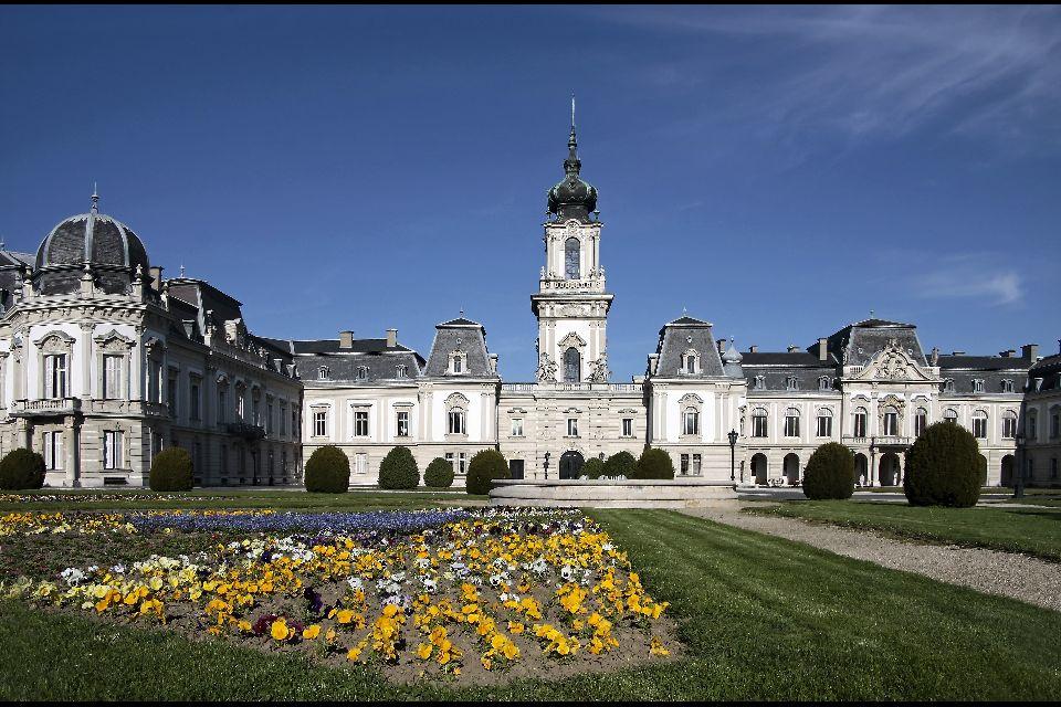 Le château Festetics , Hongrie