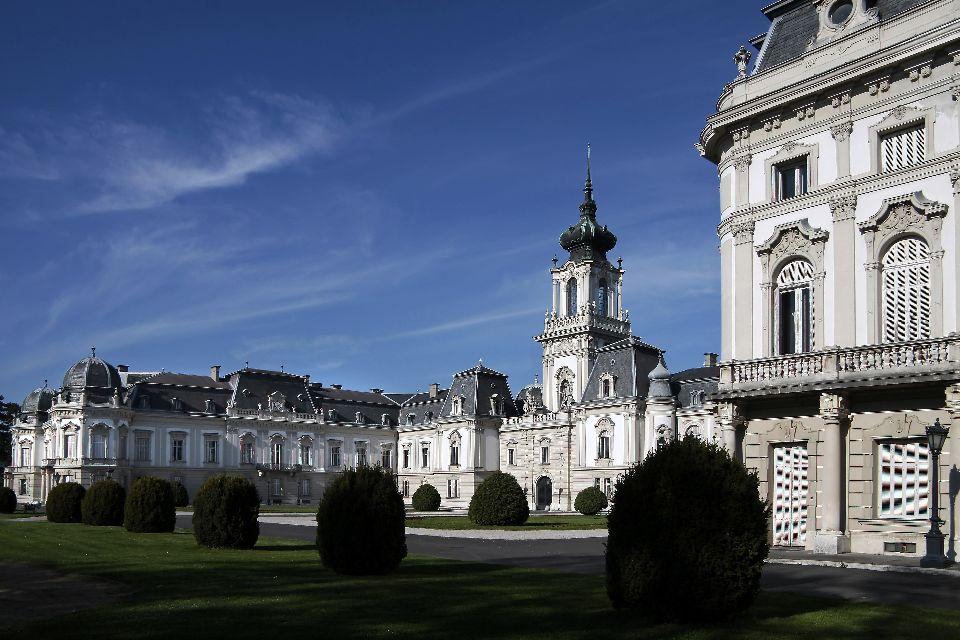 Il castello Festetics , Ungheria
