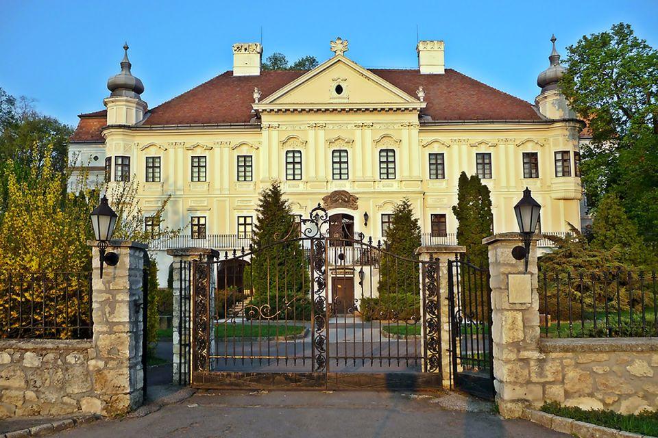 Le château Roth-Teleki à Szirak, Les châteaux hôtels, Les monuments, Hongrie