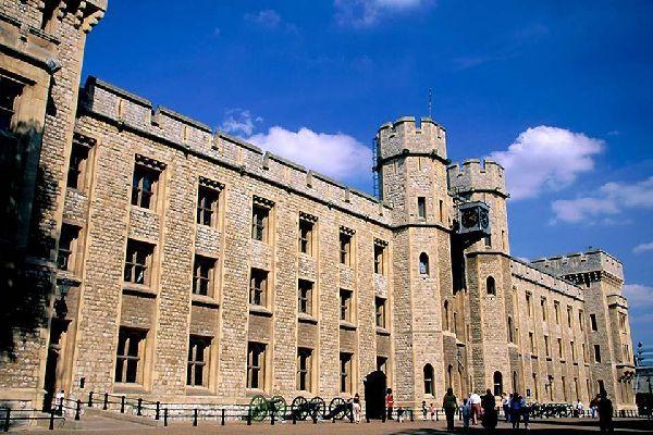 La tour de Londres , Tower of London , Royaume-Uni
