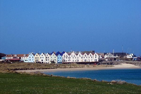 Alderney , Alderney, en las islas Anglonormandas , Reino Unido