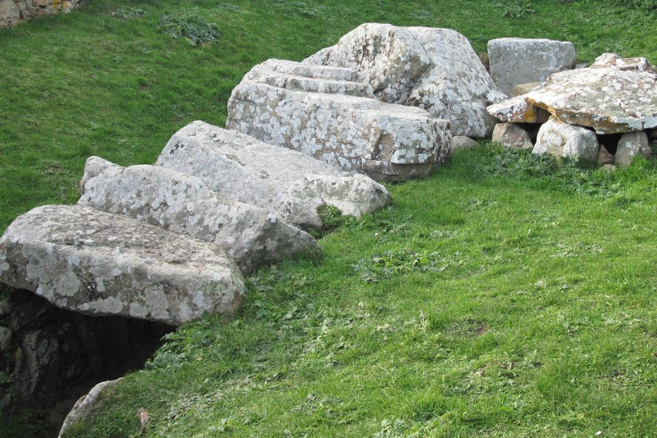 , Jersey's dolmens, Monuments, The Channel Islands