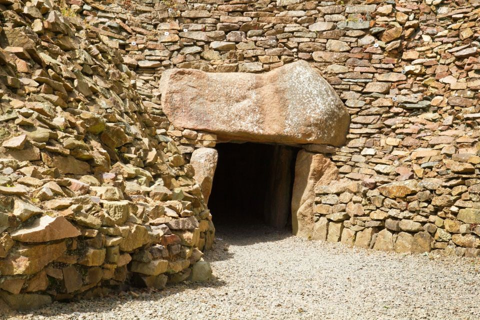 Jersey's dolmens, Monuments, The Channel Islands