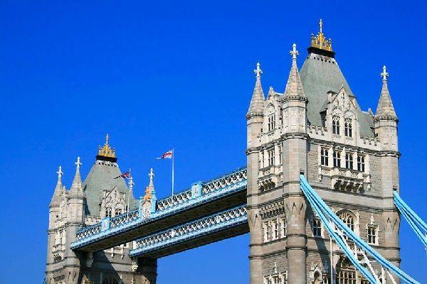 Le Tower Bridge , Tower Bridge en été , Royaume-Uni