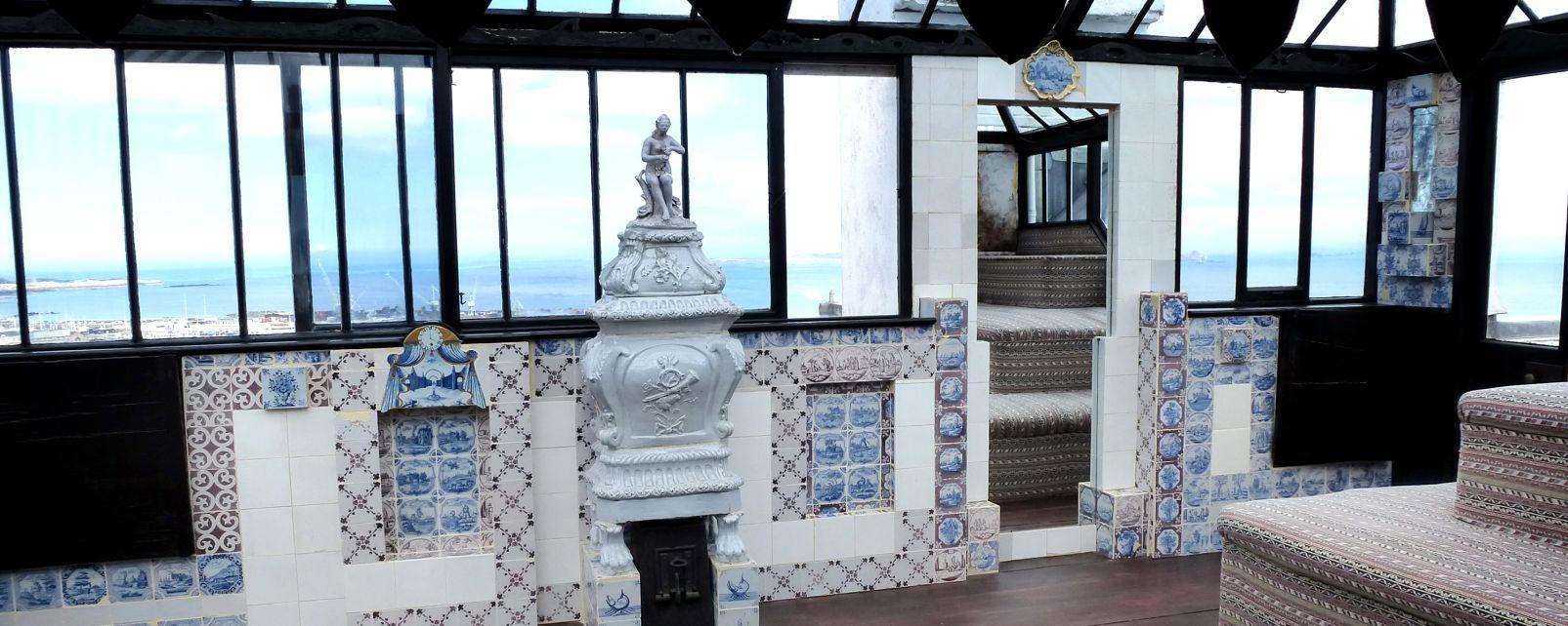 La Résidence Hauteville de Victor Hugo, Hauteville House (Guernesey), Les monuments, Iles Anglo-Normandes