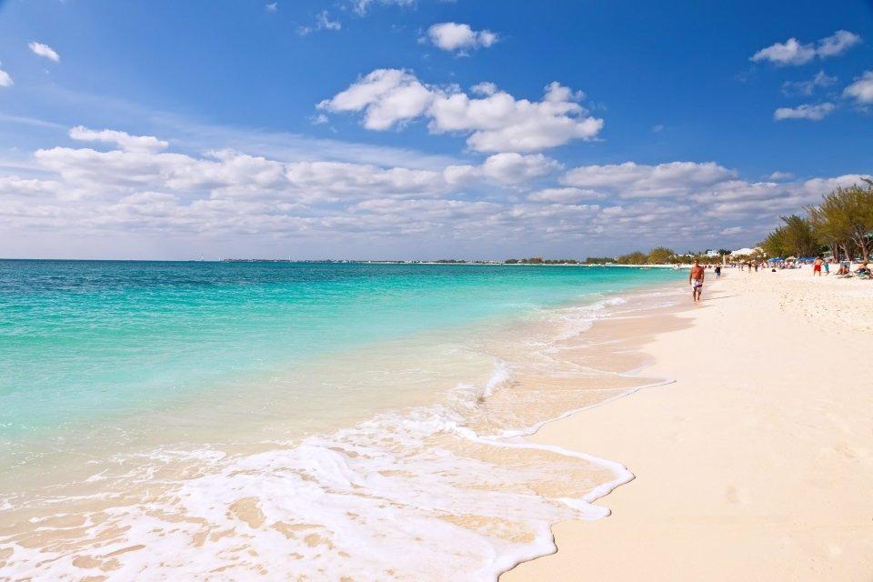 Seven Mile Beach (Grand Cayman) , Isole Cayman