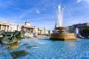 Trafalgar Square , Royaume-Uni