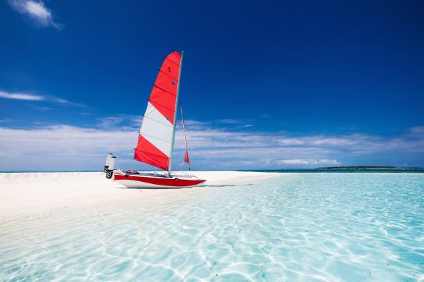 , Las actividades náuticas en Rarotonga, Las costas, Islas Cook