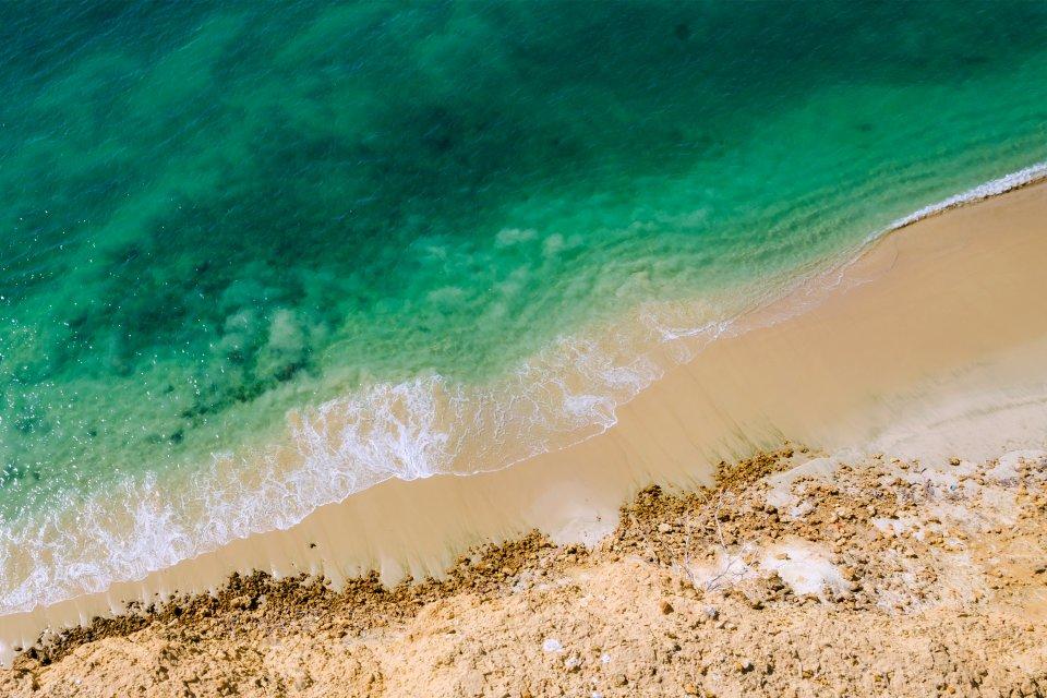 , Las playas, Las costas, Angola