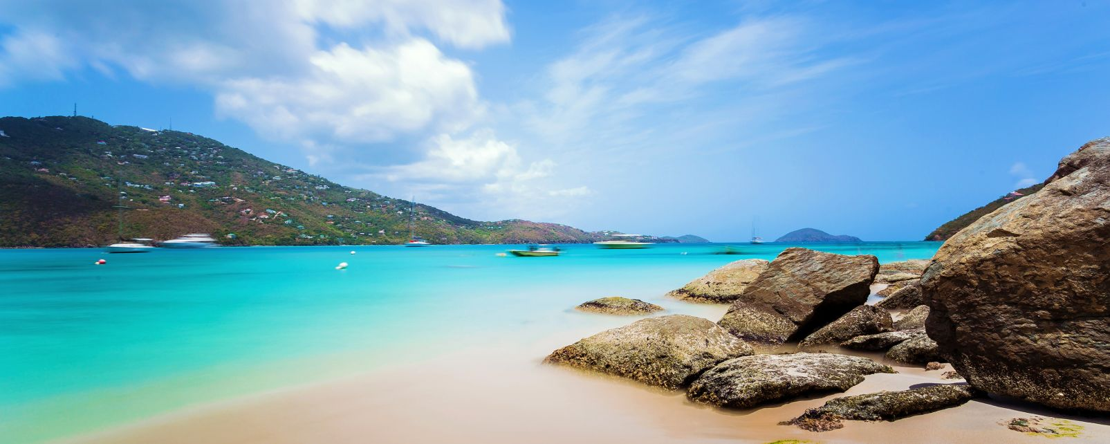 The Beaches Of St Thomas Coasts United States Virgin