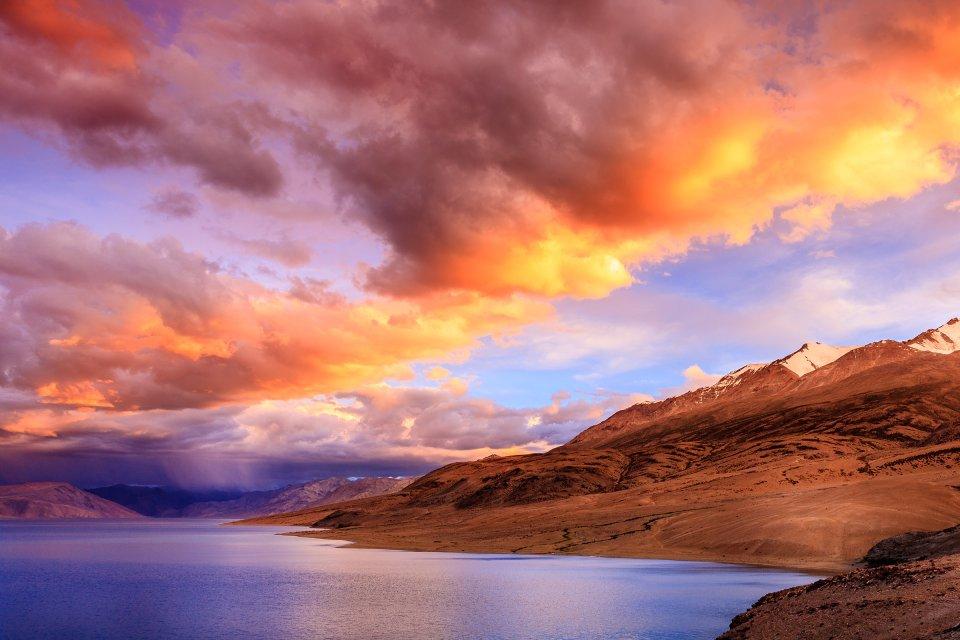 Las llanuras de Jammu , India