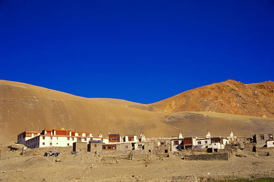 The Ladakh plateau , India