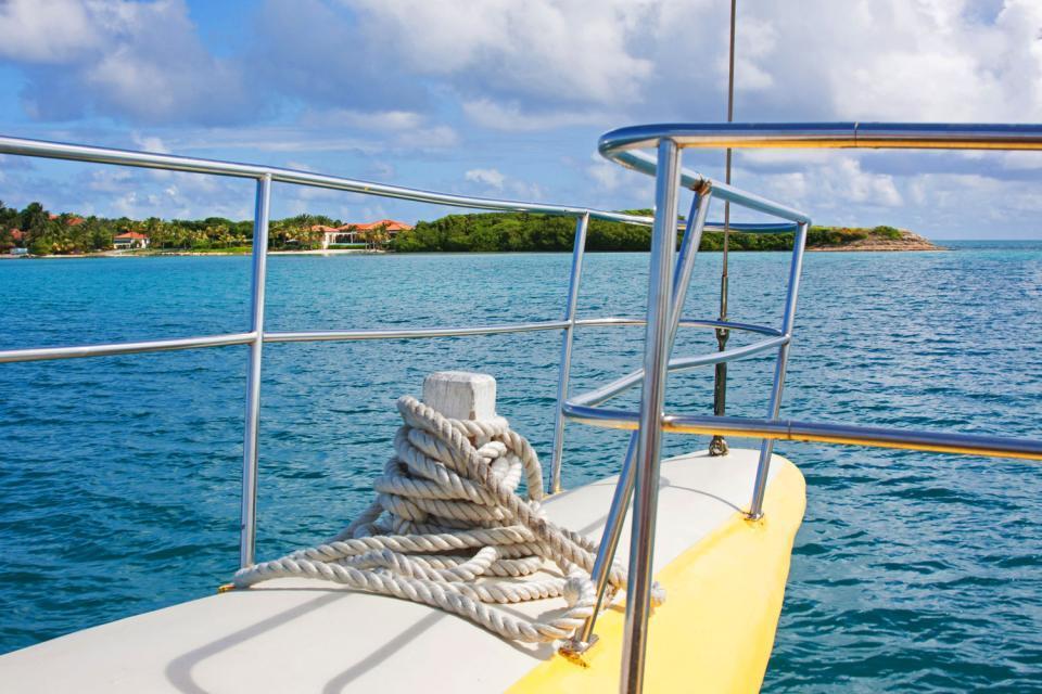 Barbuda , La plage de Barbuda , Antigua et Barbuda
