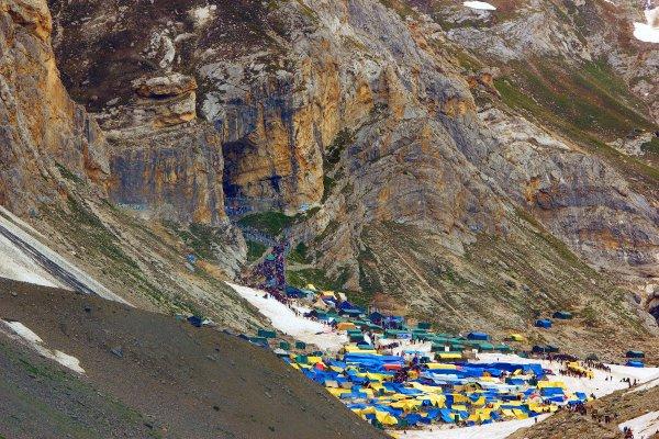 El monasterio de Spitok (Ladakh) , India