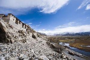 El palacio de Shey (Ladakh) , El Palacio de Shey , India