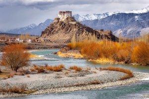 El <EM>gompa</EM> de Matho (Ladakh) , El gompa de Matho, la India , India