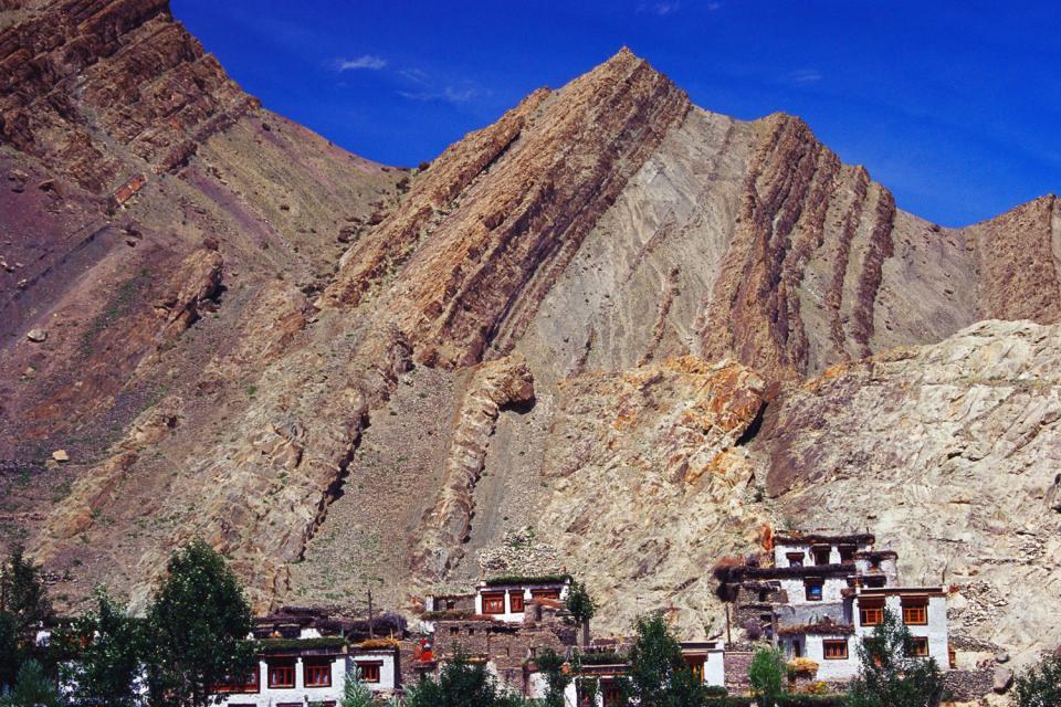 El <EM>gompa</EM> de Hemis (Ladakh) , India