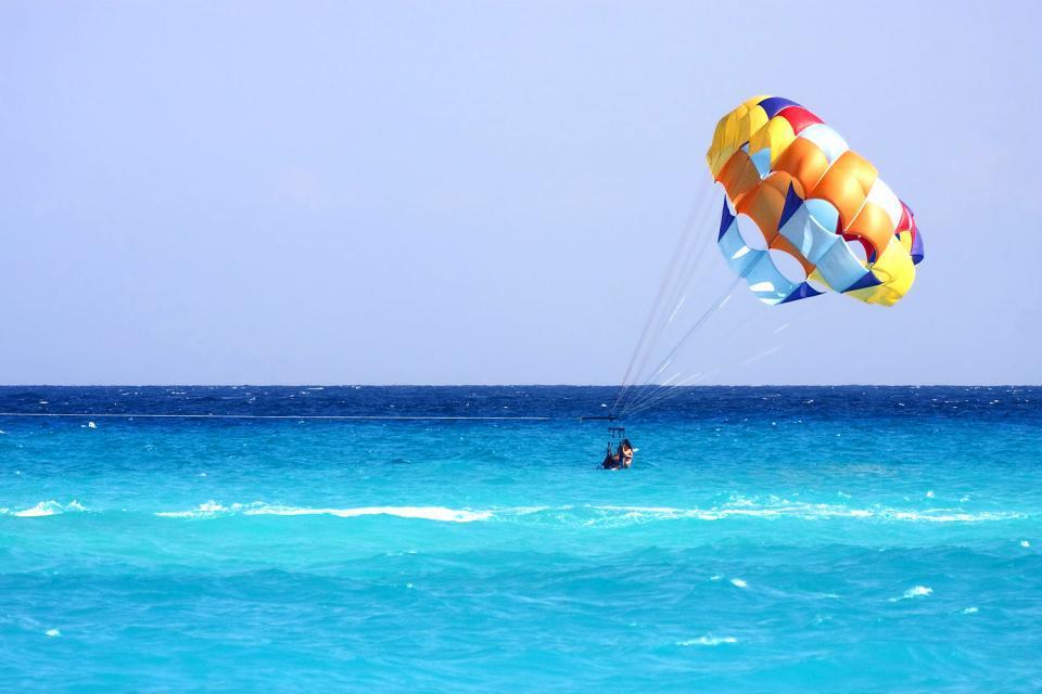 Les sports nautiques , Antigua et Barbuda