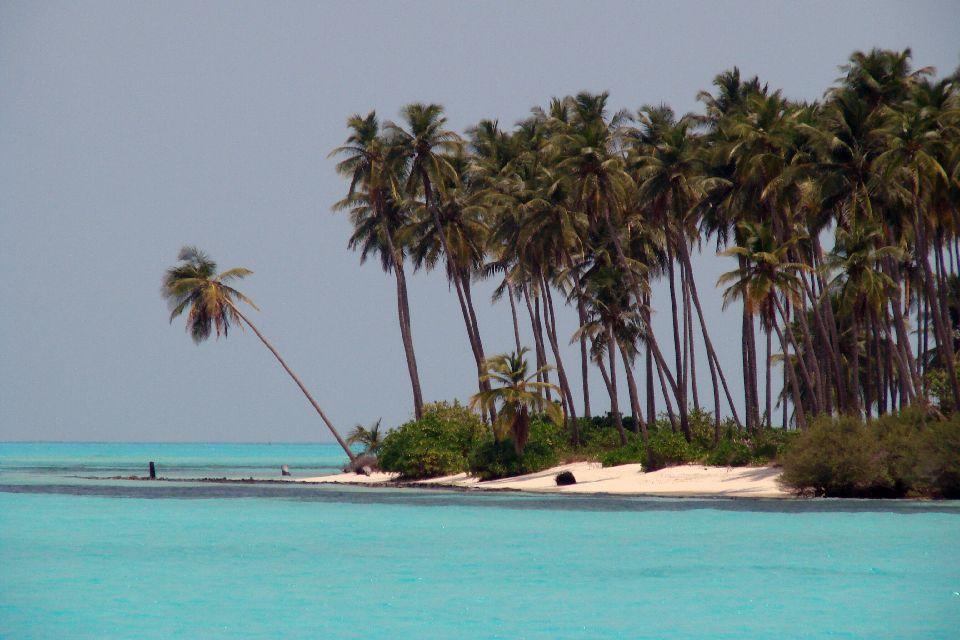 Las Islas Lacadivas , Las islas Laquedivas , India