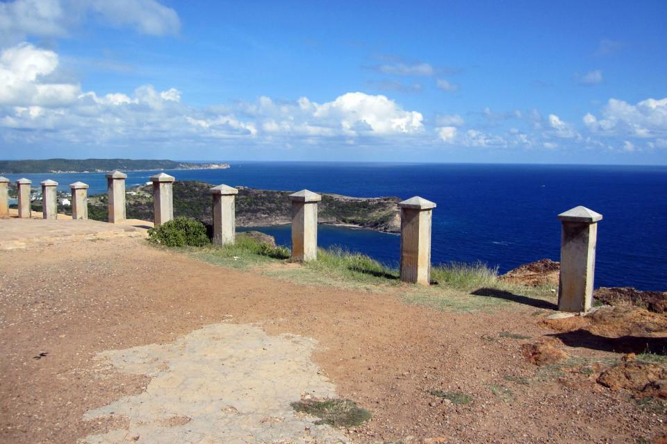 Shirley Heights , Antigua et Barbuda