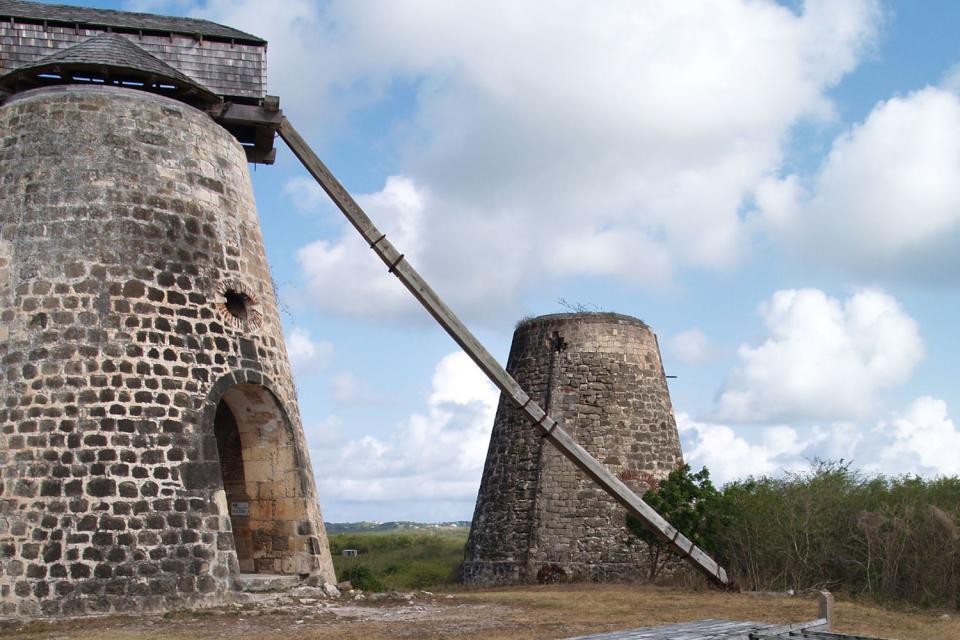 Betty's Hope Estate , Antigua y Barbuda