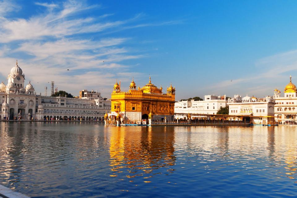 Los museos de Amritsar , El Central Sikh Museum, la India , India