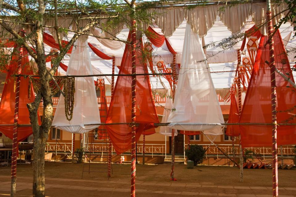 Los algodones y las bicicletas de Ludhiana , India